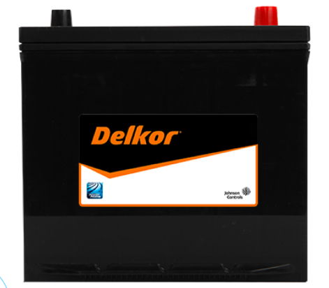 Ắc quy 55D23L Delkor